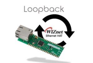 Raspberry Pi Pico WIZnet Ethernet HAT