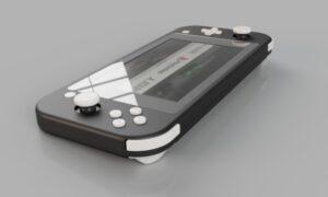 Raspberry Pi handheld console