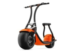 Rolley electric scooter