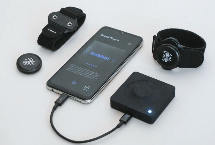 SOMI-1 transforms your movements into sound