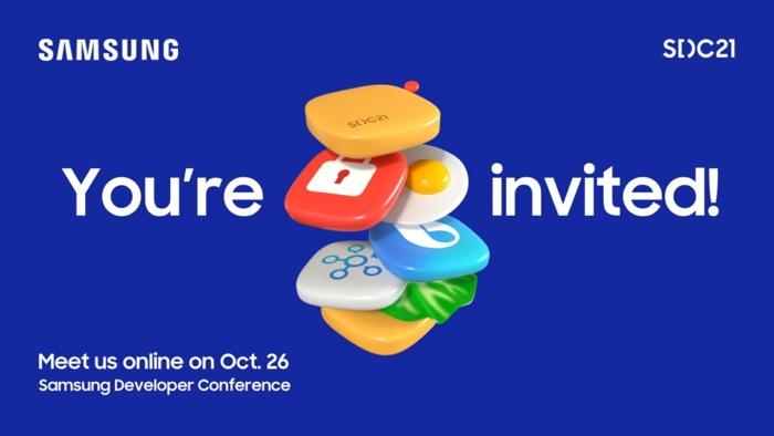 Samsung Developer Conference 2021