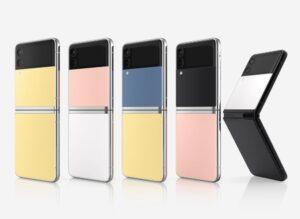 Samsung Galaxy Z Flip3 Bespoke Edition