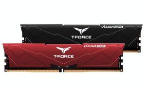 Team T-Force Vulcan DDR5 gaming memory