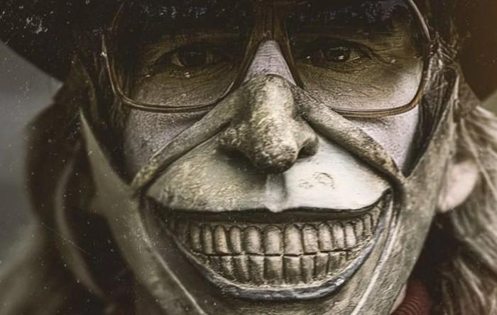 The Black Phone supernatural horror film