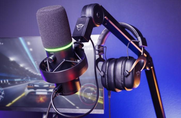 Trust professional USB microphone