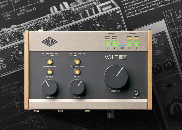 Universal Audio Volt
