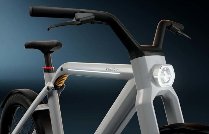 VanMoof V e-bike render