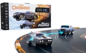 Deals:Anki Durable Magnetic Track Overdrive Fast & Furious Edition