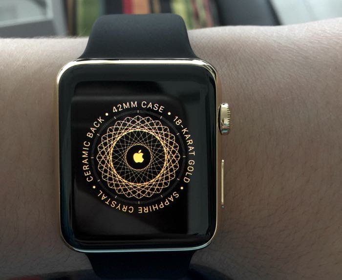 first generation Apple Watch