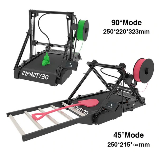 conveyor belt 3D printer