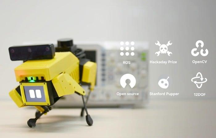 dog robot kit