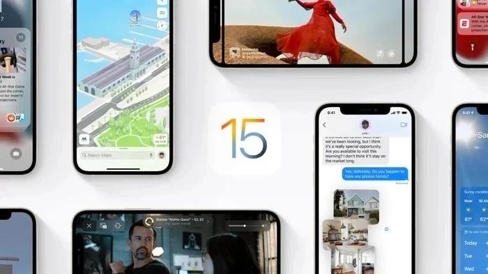 iOS 15.1 beta 3