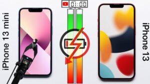 iPhone 13 Mini vs iPhone 13