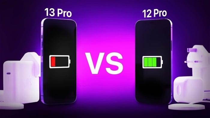 iPhone 13 Pro vs 12 Pro
