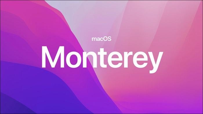 macOS Monterey Public Beta 9