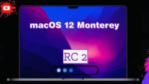 macOS Monterey Release Candidate 2