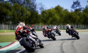 ride 4 graphics