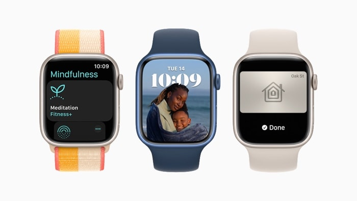watchOS 8.1 beta 3